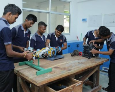 Higher National Diploma in Farm Machinery Technology (HNDFMT)